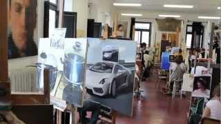 Presentazione Accademia di Belle Arti di Carrara | By SRmultimedia