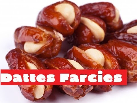 recette-de-dattes-farcies-à-la-pâte-d'amandes---dattes-farcies--spécial-ramadan