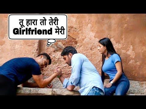 Agar tu haara toh teri girlfriend meri || Paras thakral