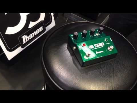 NAMM 2014 Ibanez TS808DX Tube Screamer