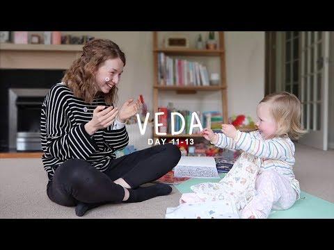 MY BEST FRIEND | VEDA • DAY 11 - 13
