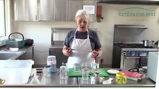 How to: Jostaberry Jam Making