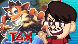 Crash Of The Titans Review | A Bad Crash Bandicoot Game? Not Even Close!