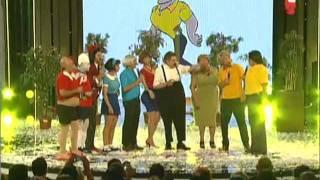 TELETON 2011 CHILE. Estelar - Humor. Las clásicas historietas de Condorito - ANATEL 2011 CHILE