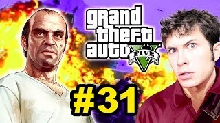 Grand Theft Auto V - STICKY BOMB - Part 31