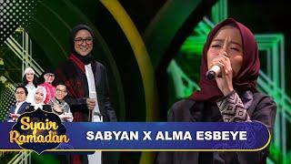 Mawlaya - Sabyan ft Alma ESBEYE  | Syair Ramadan GTV