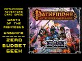 Wrath of the Righteous Unboxing | Pathfinder Adventure Card Game