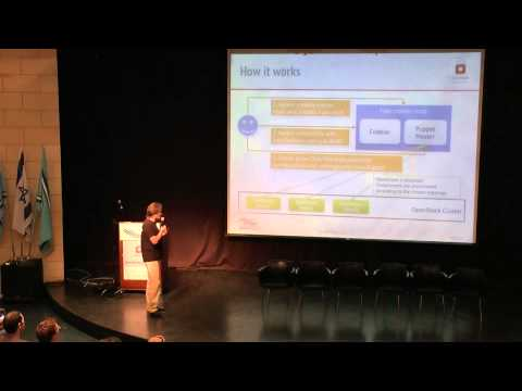 OpenStack Israel: Alex Freedland - Mirantis