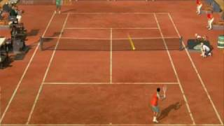 Virtua Tennis 2009: Djokovic vs Nadal
