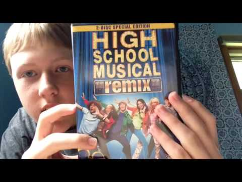 High School Musical/Sonny with a Chance DVD Collection