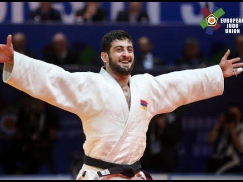 Фернанд Карапетян  победил азербаджанского  дзюдоиста