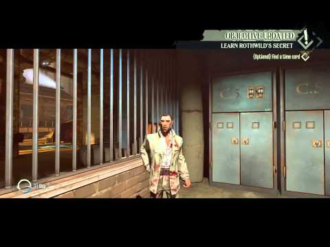 Dishonored KoD - Captain of Industry: WW/CH All Runes/Bone Charms/Coins on Master Assassin