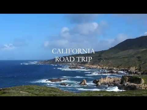 CALIFORNIA ROAD TRIP [TEASER TRAILER] - Alex Goñi