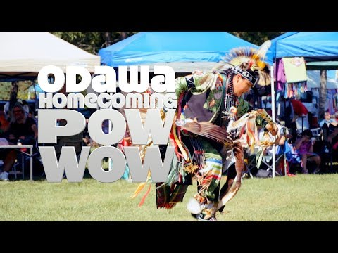 Odawa Homecoming Pow Wow 2017