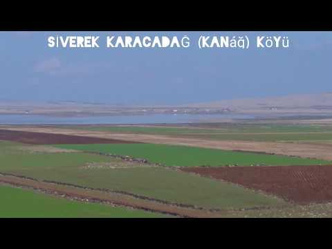 Siverek Karacadağ (Kanáğ) köyü
