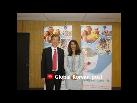 First roundtable for seniors kick-off  Global Korean Post