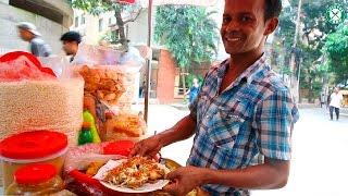 Street food pani pori