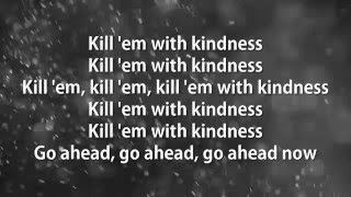 Video Kill Em With Kindness - Selena Gomez (Lyrics) download MP3, 3GP, MP4, WEBM, AVI, FLV Maret 2017