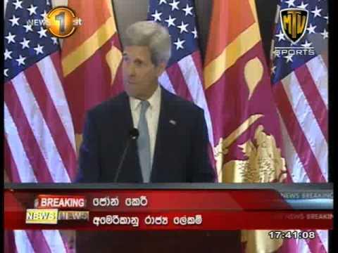 02nd May 2015 - Jone Keri Speech in Sri Lanka