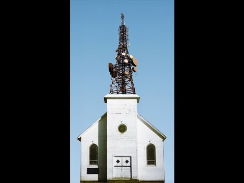 CHURCH SELLS OUT PUTS CELL TOWERS ON PROPERTY.