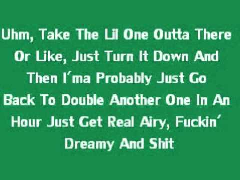 Wiz Khalifa - The Thrill Lyrics