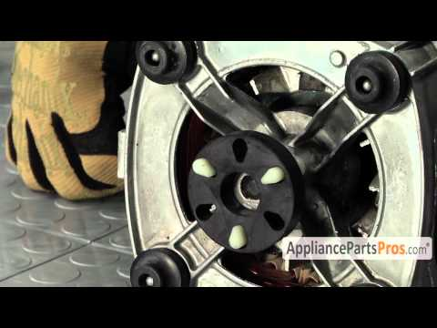 how to change drive coupler on inglis washer