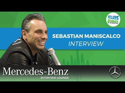 Sebastian Maniscalco on Upcoming 'Stay Hungry' Tour   Elvis Duran Show