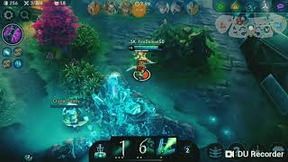 1st time play with Kinetic. (Vainglory gameplay)