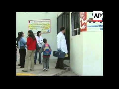 Gunman kills school director at Mexico City private school