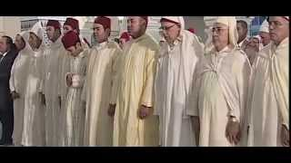 جنات تهدي دعاء «يا إلهي» للمك محمد السادس (فيديو)