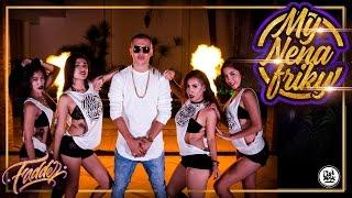 FADDER - MI NENA FRIKY (VIDEO OFICIAL) Ft. Dj Aza & Dj Bekman - Reggaeton 2017 Estrenos Lo Mas Nuevo