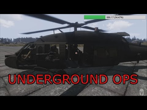 The Underground Railroad: Arma 3 T-3 Zeus Operations
