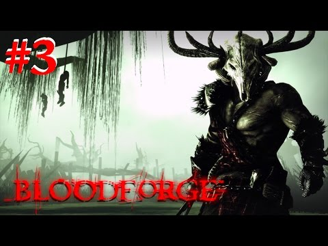Bloodforge - Part 3 - Walkthrough - By Climax Studios - xbox360 Classic - (Super Quality)