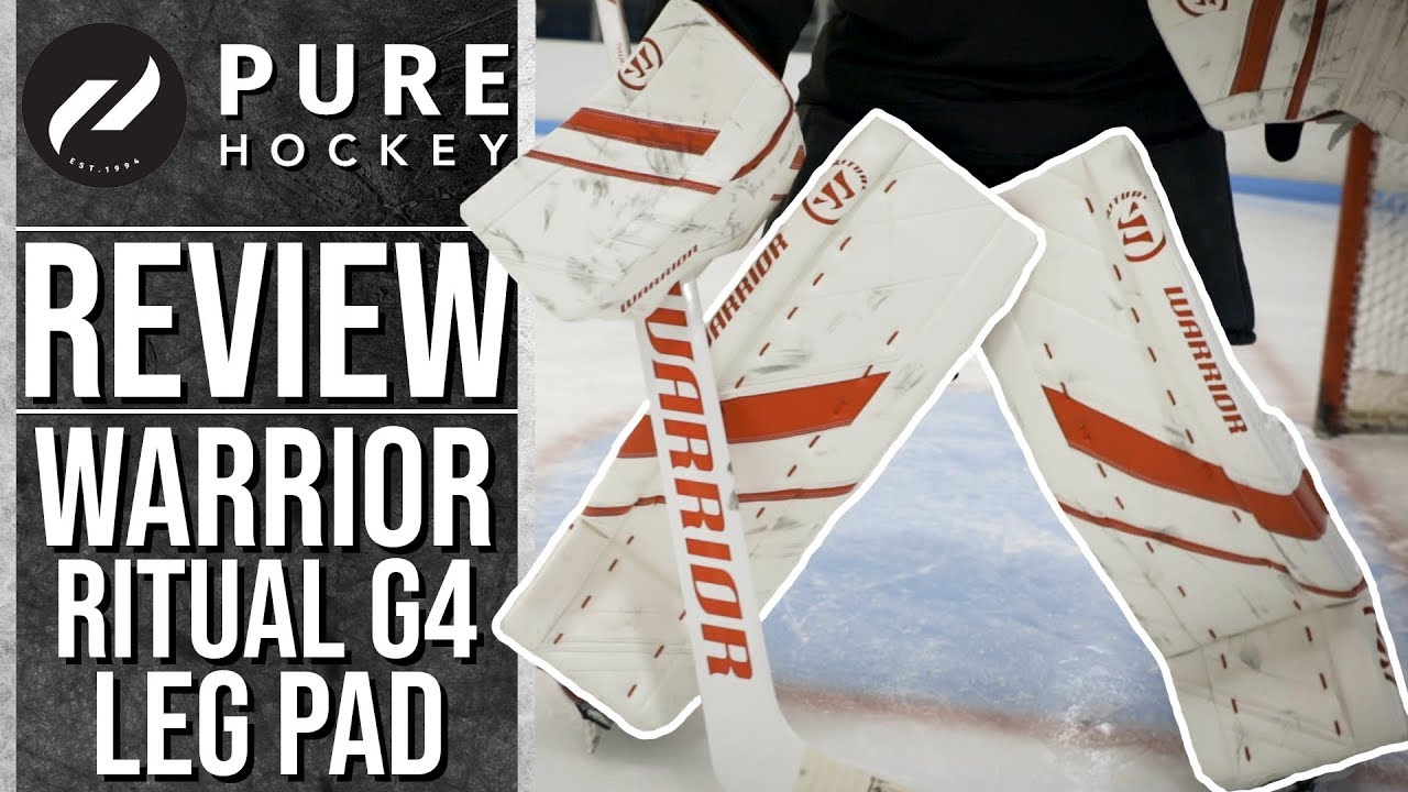 Warrior Ritual G4 Pro Leg Pads | Product Review