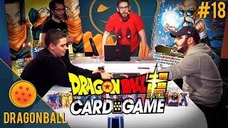 Tournoi avec les nouvelles cartes Gogeta, Janemba et Shenron ! - Club Dragon Ball #18