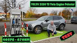 2020er Volvo XC60 T8 Polestar Twin Engine: Der schwedische Power Hybrid