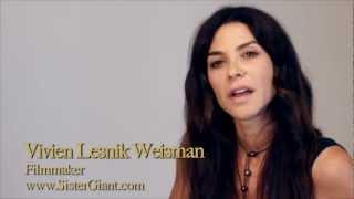 Vivien Lesnik Weisman on Sister Giant