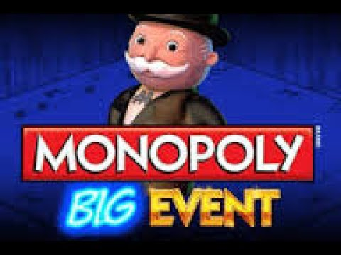 MR. MONOPOLY VIOLATED ME - Monopoly Big Event MAX BET LIVE PLAY