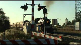 Q150 Steam Train - Roma to Toowoomba - AC16 221A - 25.08.2009 - Part 2 of 2