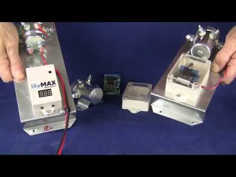 How to build a 10,000 watt 440 amp wind turbine charge controller SEA440AJE