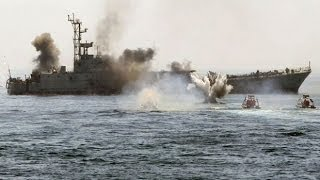 Iran Sends 2 Warships to USA Borders