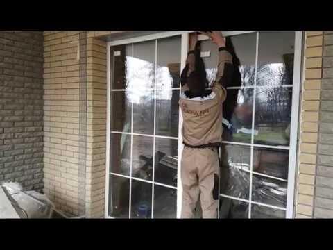 Компания Окошко. Остекление частного дома в г. Белгород.Пластиковые окна.