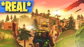 WHAT YOU DO NOT KNOW* OF FORTNITE METEORITE: Battle Royale *IS REAL* - AlphaSniper97