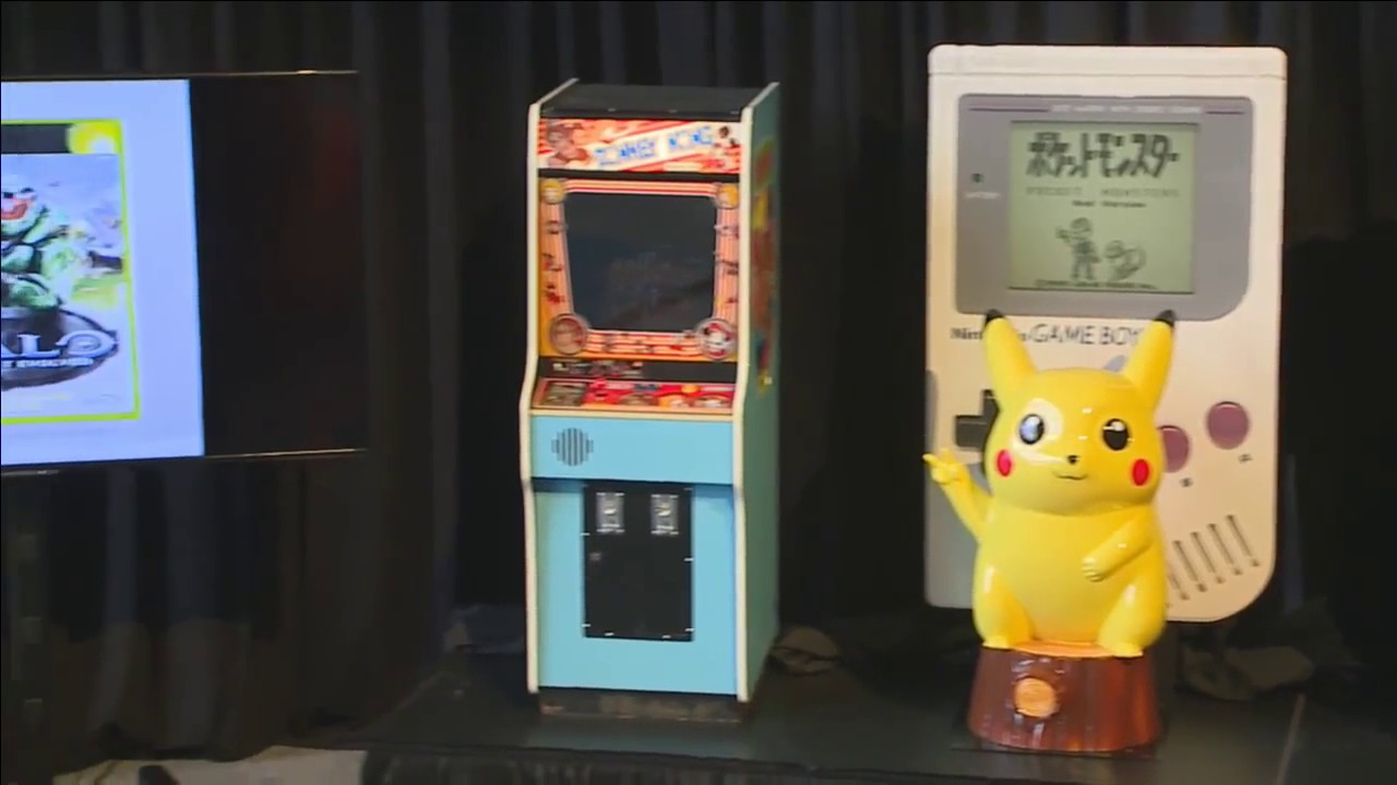 'Donkey Kong,' 'Halo,' 'Pokmon,' 'Street Fighter II' Inducted Into Video Game Hall of Fame