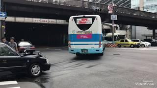 阪急 梅田駅 空港バス(関空、大阪)ターミナル