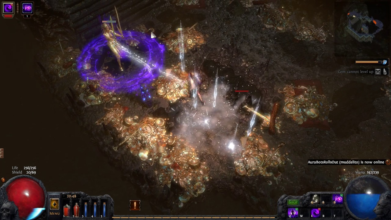 Path Of Exile   Ed Build