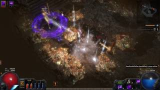 Path of Exile ED WIP Build - Merveil