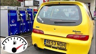 IMPROVE FUEL ECONOMY! Modified Car Fuel Consumption Challenge