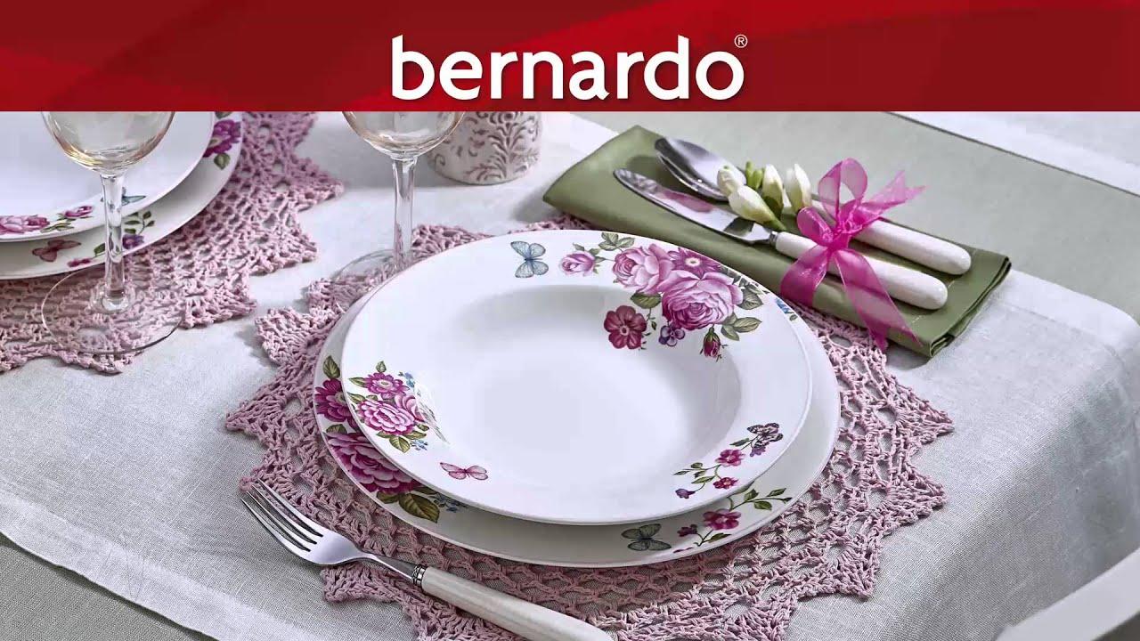 Bernardo kahvaltı takımları kampanya