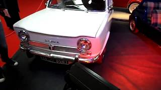1961-1968, Simca 1000, Exterior and Interior